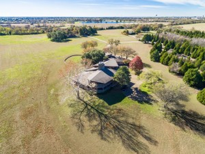aerial in the country
