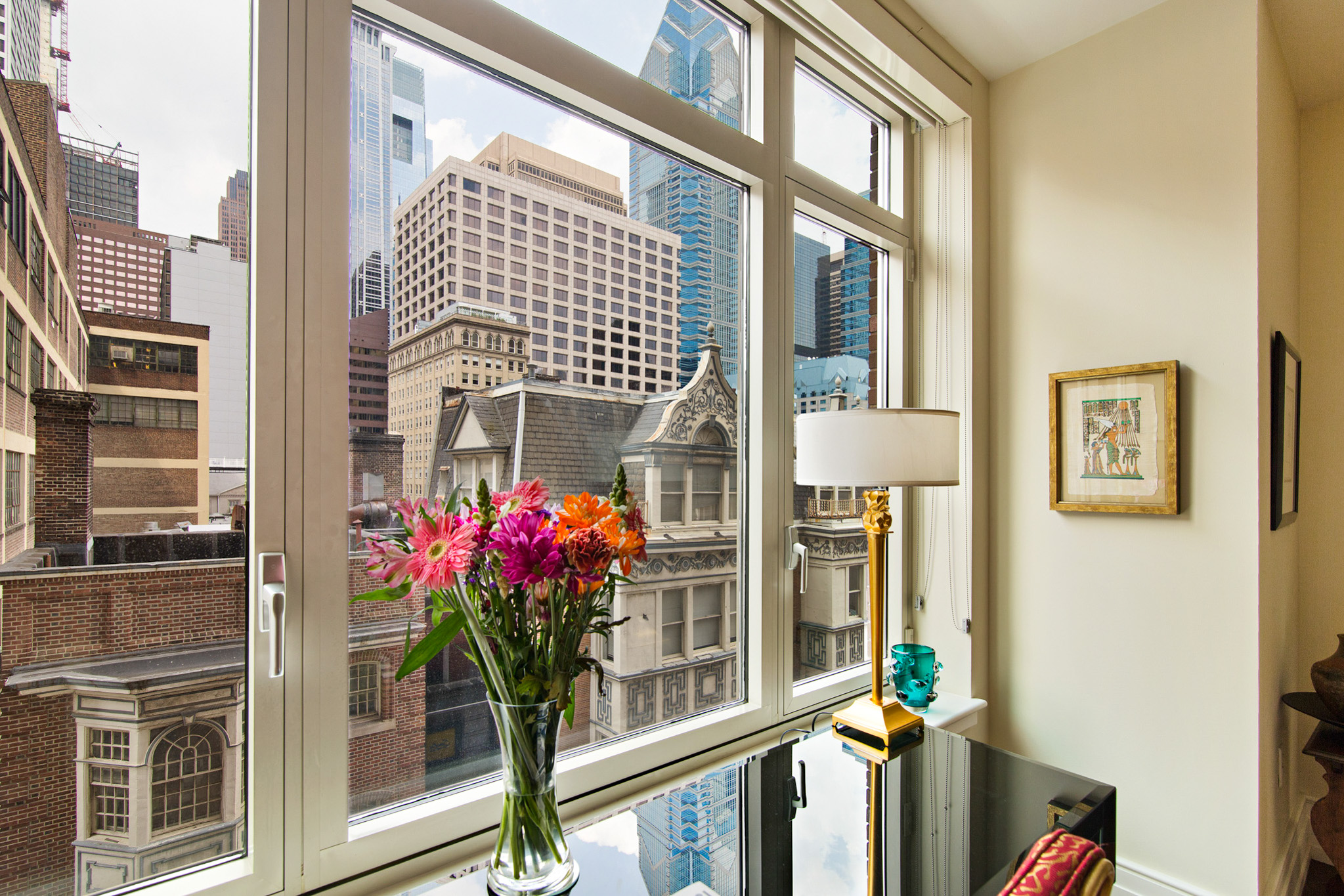 S 18th St, Rittenhouse Square, Philadelphia. Listing Agent: Hana Liebowitz