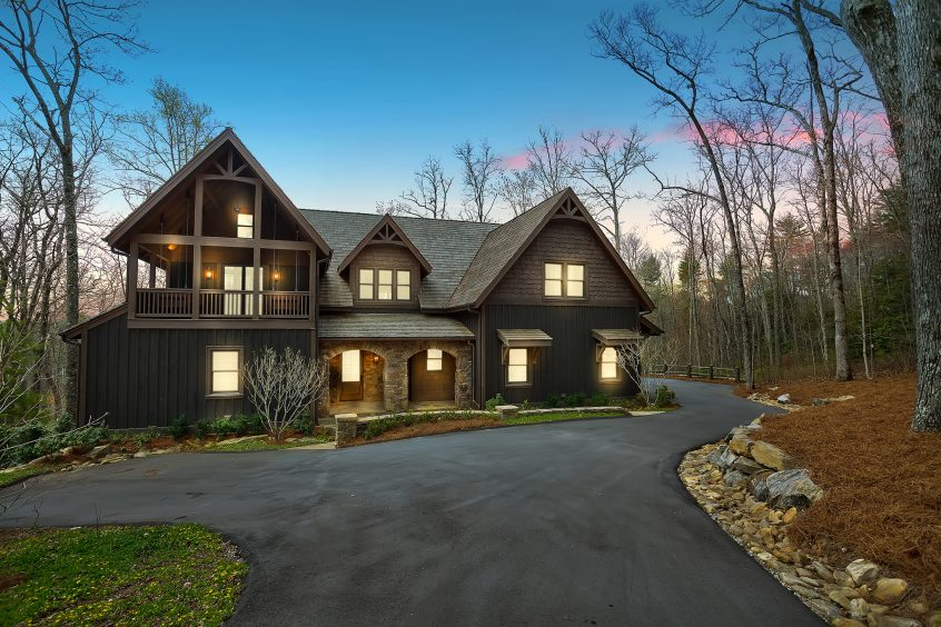 110 Ginhouse Creek Lane Cashiers NC- online -28