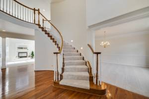 real estate photo - Entryway